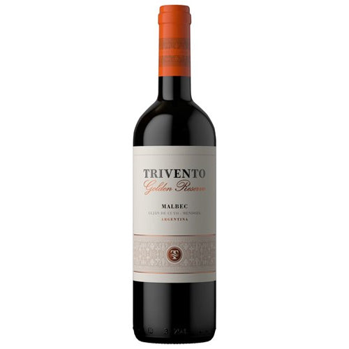 Trivento Golden Reserve Malbec 2017 75cl 14% ABV
