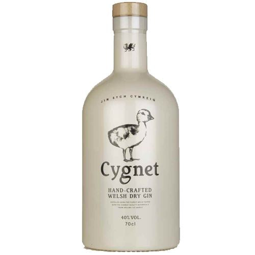 Cygnet Welsh Gin 70cl 40% ABV