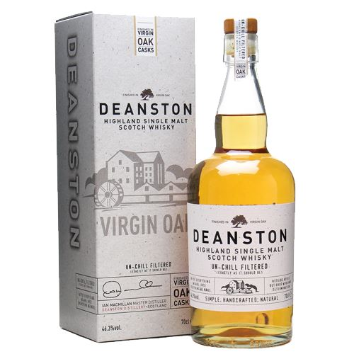 Deanston Virgin Oak Highland Single Malt Scotch Whisky 70cl 46.3% ABV