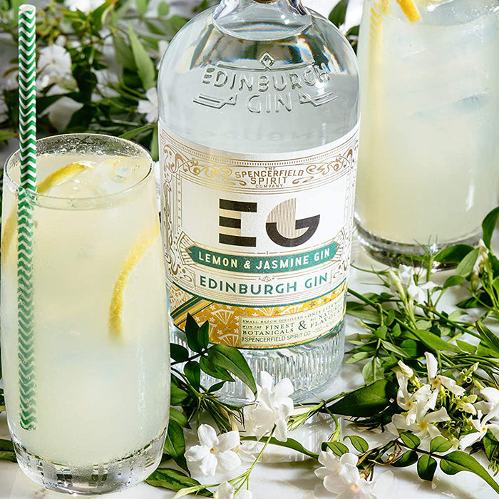 Edinburgh Lemon and Jasmine Gin 70cl 40% ABV