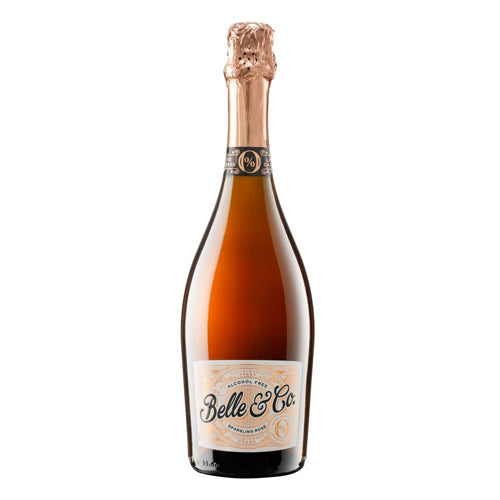 Belle & Co Sparkling Rose 75cl 0.0%