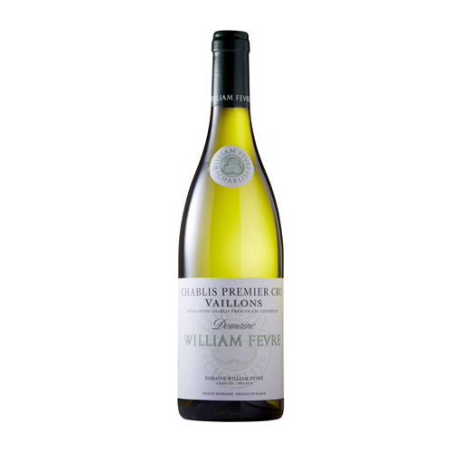 William Fevre Premier Cru Chablis Vaillons 2017 75cl 12.5% ABV