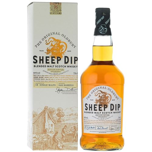 Sheep Dip Blended Malt Whisky 70cl 40% ABV