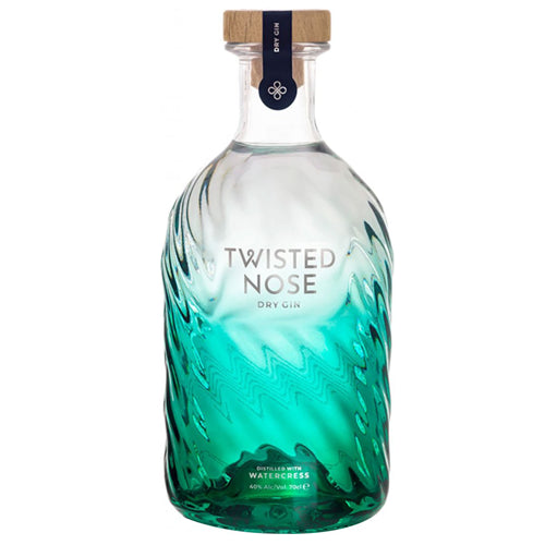 Twisted Nose Dry Gin 50cl 40% ABV