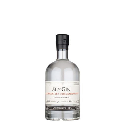 Sly Gin London Dry Pink Grapefruit 20cl 43% ABV