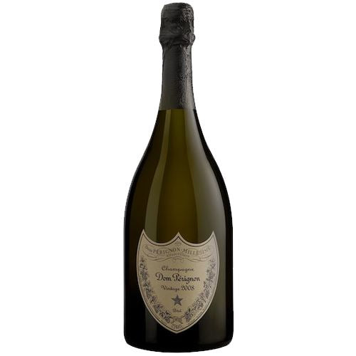 Dom Perignon Vintage 2008 Champagne 75cl Gift Boxed 12.5% ABV