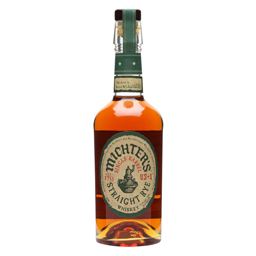 Michter's Small Batch US No.1 Straight Rye Whiskey 70cl 42.4% ABV