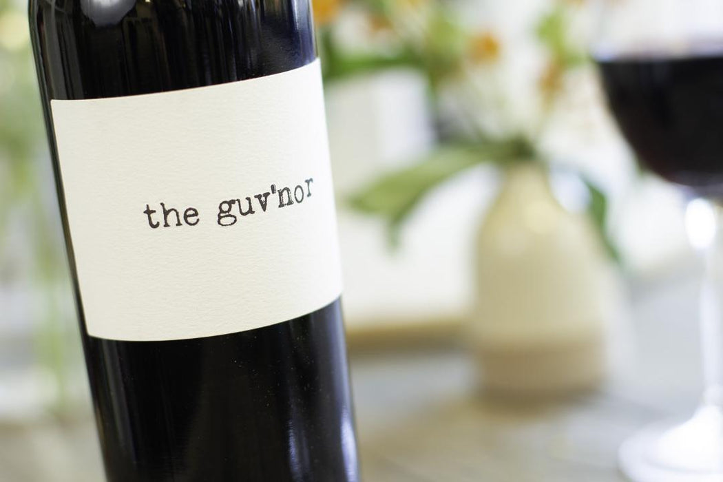 The Guv'nor Red Wine 75cl 14% ABV