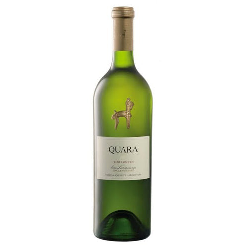 Quara Single Vineyard Torrontes 2017 75cl 14% ABV