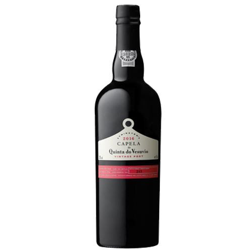 Capela da Quinta do Vesuvio Vintage Port 2016 75cl 20% ABV