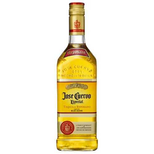 Jose Cuervo Gold Especial Tequila 70cl 40% ABV