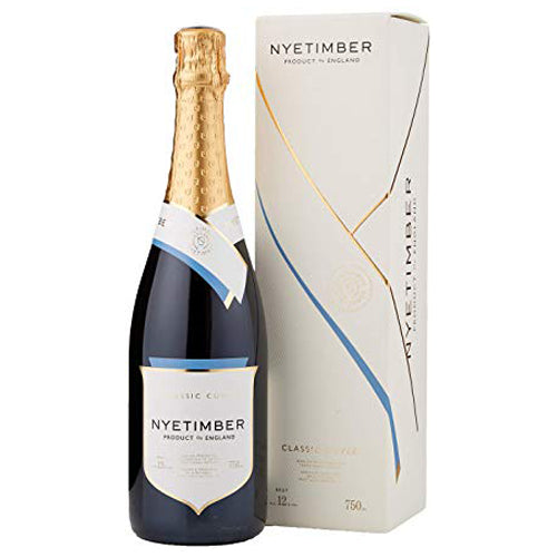 Nyetimber Classic Brut Cuvee Gift Boxed 75cl 12% ABV