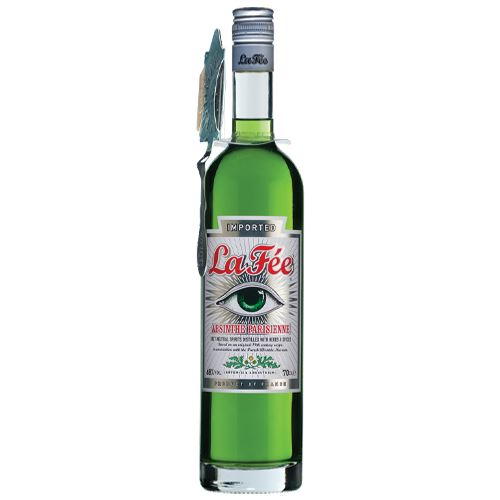 La Fee Parisienne Absinthe Superieure 70cl Plus Serving Spoon 68% ABV