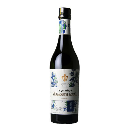 La Quintinye Vermouth Royal Blanc 375ml
