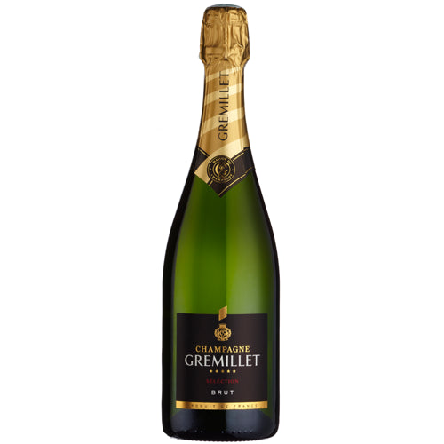 Gremillet Selection Brut NV Champagne 75cl 12.5% ABV