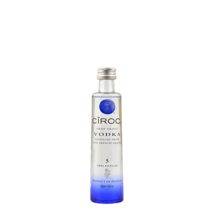 Ciroc Vodka Miniature Trio 3 x 5cl