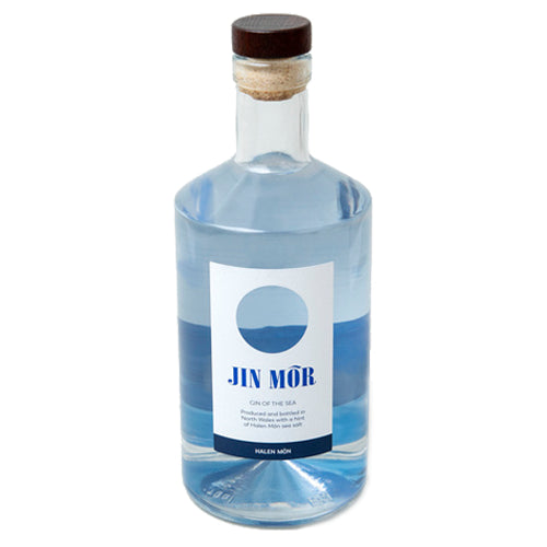 Jin Mor Welsh Gin 70cl