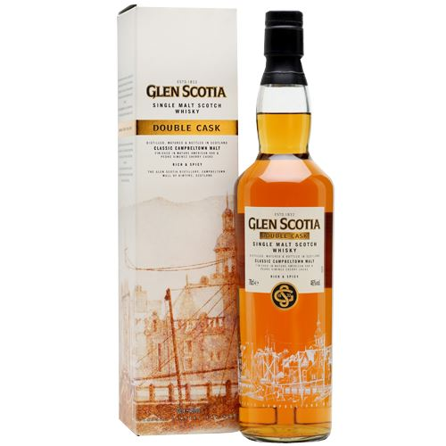 Glen Scotia Malt Scotch Whisky Double Cask 70cl 46%