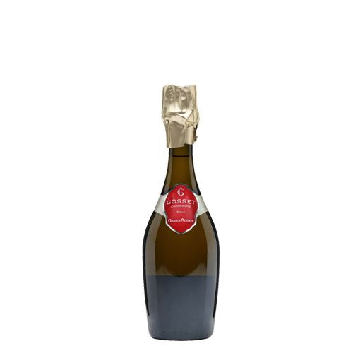 Gosset Grand Reserve Brut Champagne Demi Bottle 37.5cl 12% ABV
