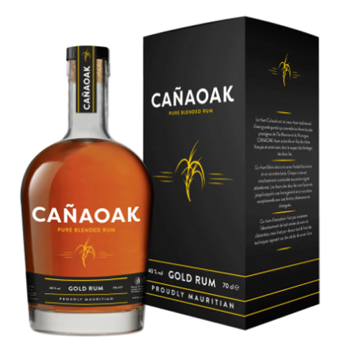 Canaoak 8 Year Old Gold Rum 70cl 40% ABV