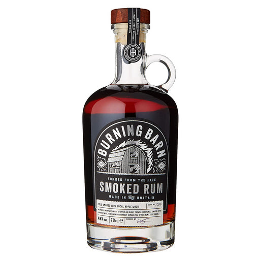 Burning Barn Smoked Rum 70cl 40% ABV