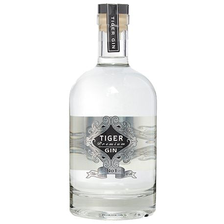 Tiger Gin 70cl 40% ABV