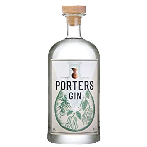 Porter's Gin 70cl 41.5% ABV