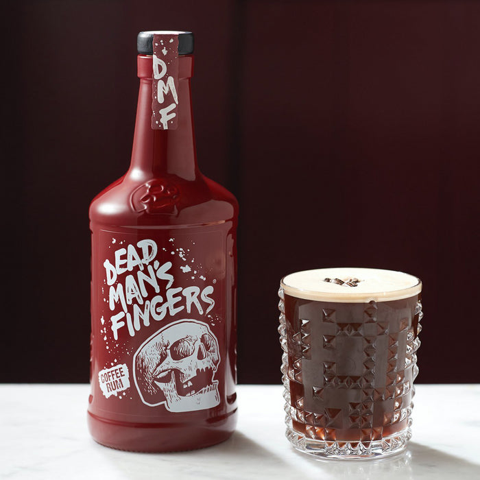 Dead Man's Fingers Coffee Rum 70cl 37.5% ABv