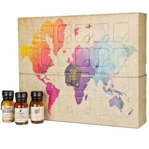 Drinks by the Dram Rum Advent Calendar (2018 edition) 24 x 3cl