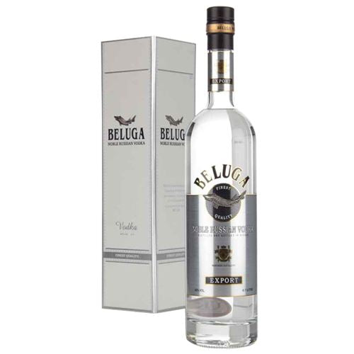 Beluga Noble Vodka 70cl Transformers Gift Box 40% ABV