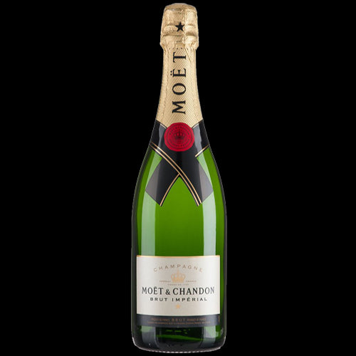 Moet & Chandon Imperial Brut Champagne Case & Ice Bucket - 6x75cl