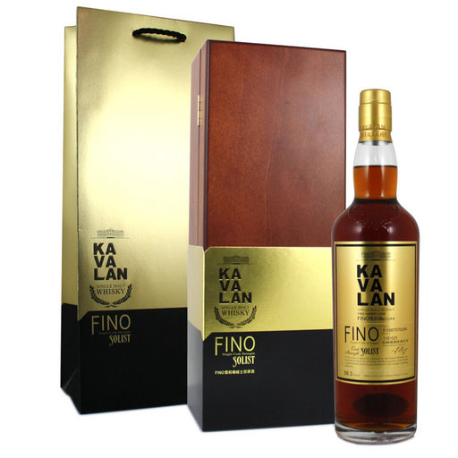 Kavalan Solist Fino Sherry Cask #028B 2010 Release 70cl 56.3% ABV