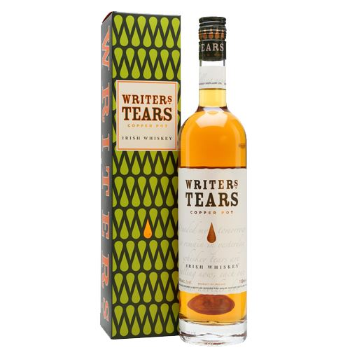 Writers Tears Copper Pot Irish Whiskey 70cl 40% ABV