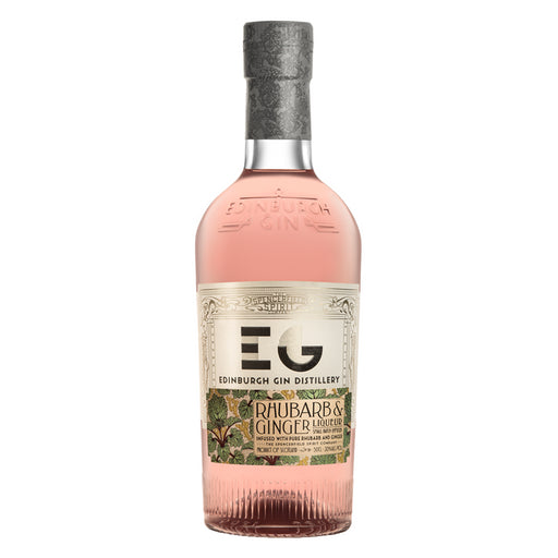 Edinburgh Gin Rhubarb and Ginger Liqueur 50cl 20% ABV
