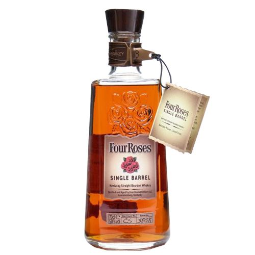Four Roses Single Barrel Bourbon 70cl 50% ABV