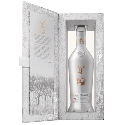 Glenfiddich Winter Storm Gift Boxed 70cl 43% ABV