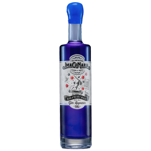 Imaginaria Blue and Berry Colour Changing Gin Liqueur 50cl 20% ABV