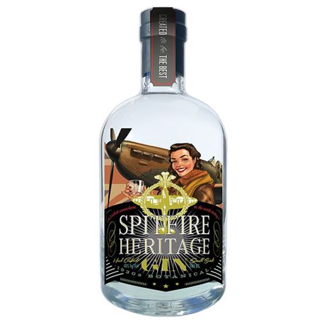 Spitfire Heritage Small Batch 1930s Gin 70cl 40% ABV