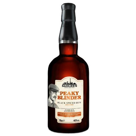 Peaky Blinders Ultimate Spirits Gin, Rum, Whiskey Triple Pack 3 x 70cl 40% ABV