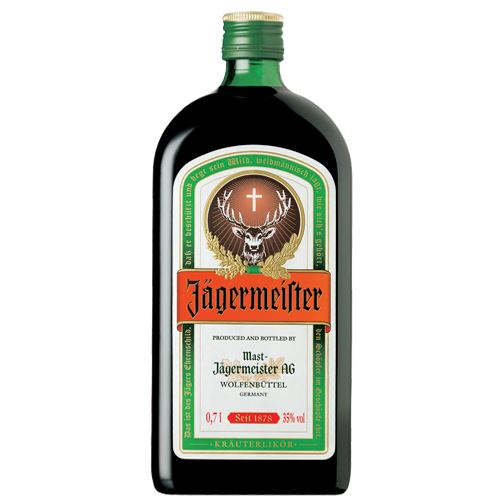 Jagermeister 70cl 35% ABV