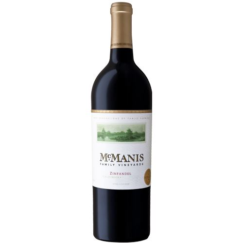 McManis Family Vineyards Zinfandel 2016 75cl