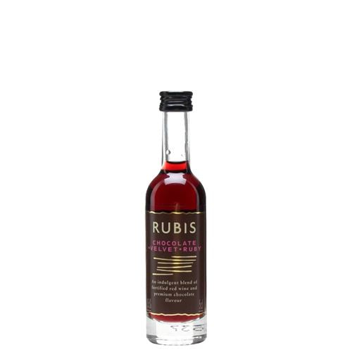 Rubis Luxury Chocolate Wine 5cl