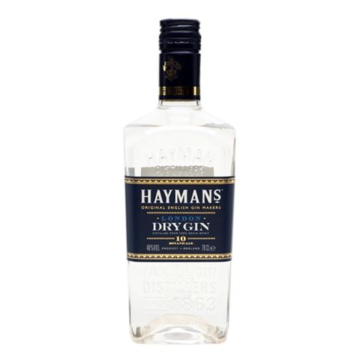Haymans London Dry Gin 70cl 41.2% ABV