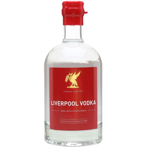 Liverpool Vodka 70cl 43% ABV