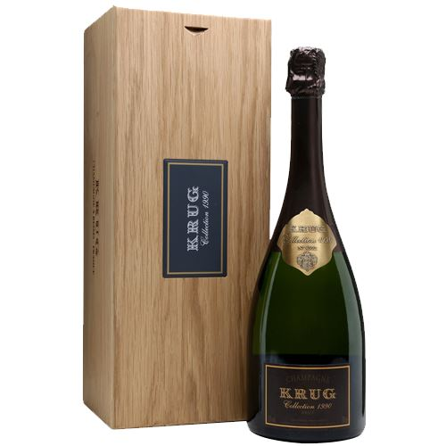 Krug Collection 1990 Champagne 75cl Gift Box
