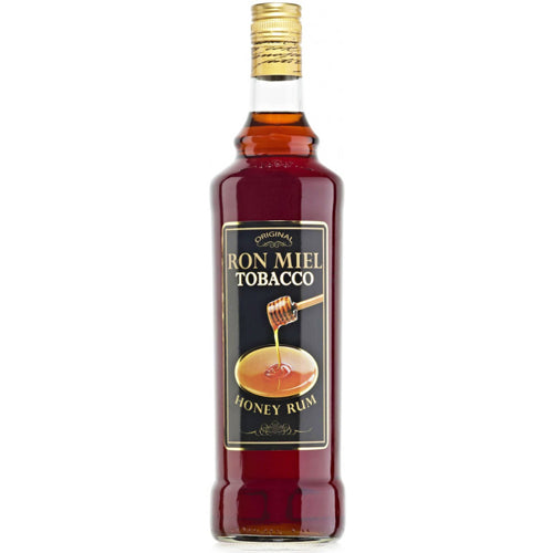 Ron Miel Tobacco Honey Rum 70cl 22% ABV