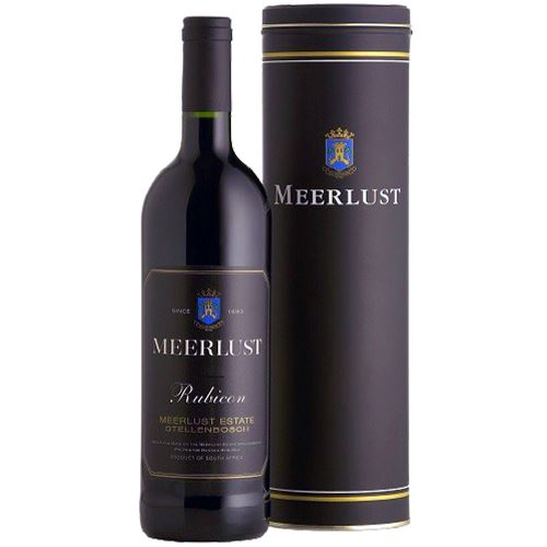 Meerlust Rubicon 2016 75cl in Gift Tin 14% ABV