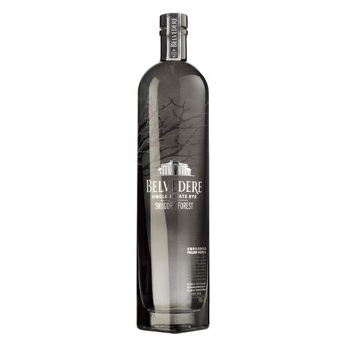 Belvedere Single Estate Rye Vodka Smorgory Forest 70cl 40% ABV