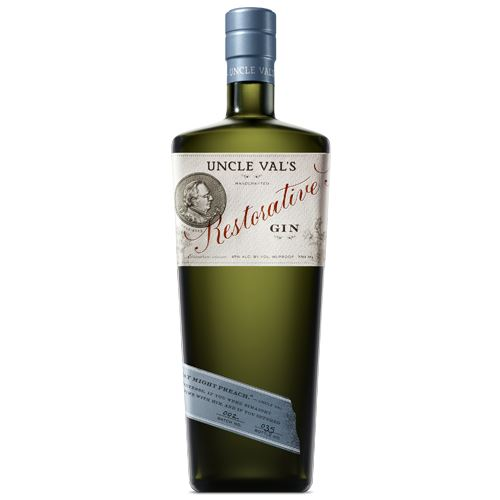 Uncle Val's Restorative Gin 70cl 45% ABV