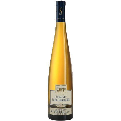 Domaine Schlumberger Grand Cru Kitterle Pinot Gris 2010 75cl 13% ABV